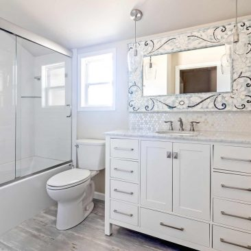 Bathroom remodel in Tulsa Oklahoma