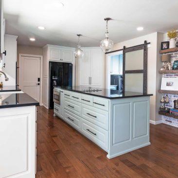 Kitchen remodel in Tulsa, Oklahoma