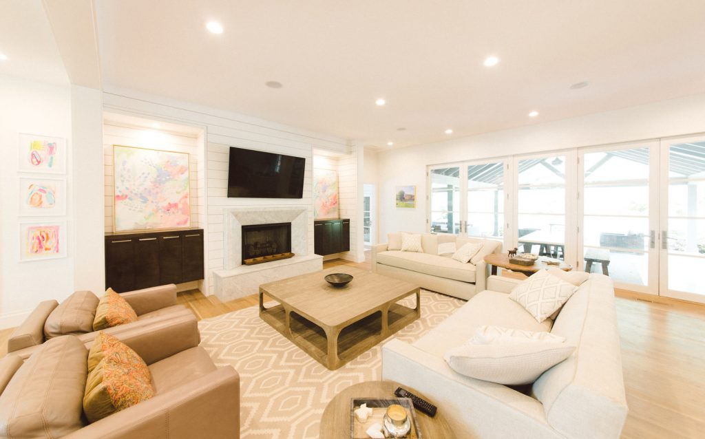 Living Room Remodel | Living Room Updates | Custom Tulsa Living Room  Designs | Home Innovations