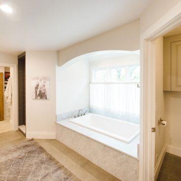 Master Bathroom Remodel - Bathtub
