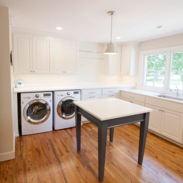 Midtown Tulsa Home Remodel | Laundry Room | Home Innovations