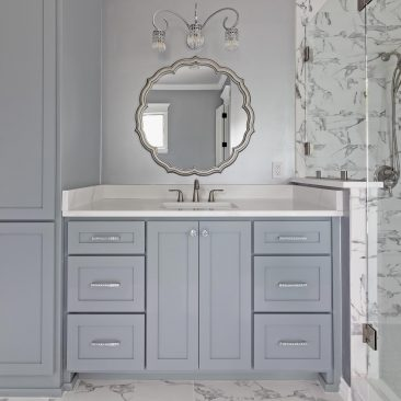 Bathroom remodel in Tulsa, Oklahoma
