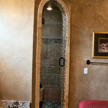 Bathroom Remodel  - walk-in Shower