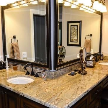Bathroom Remodel - double vanity