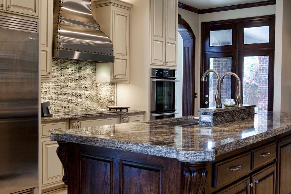 kitchen remodel & custom designs | tulsa home builder and general