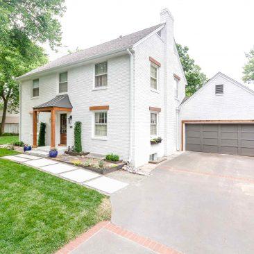 Home Exterior Remodel - After