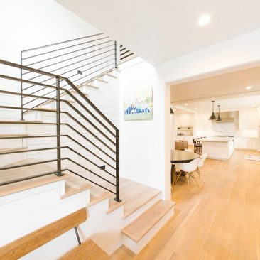 Additional Stairway Home Remodel