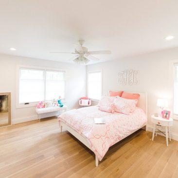 Bedroom Remodel - Girl's Room