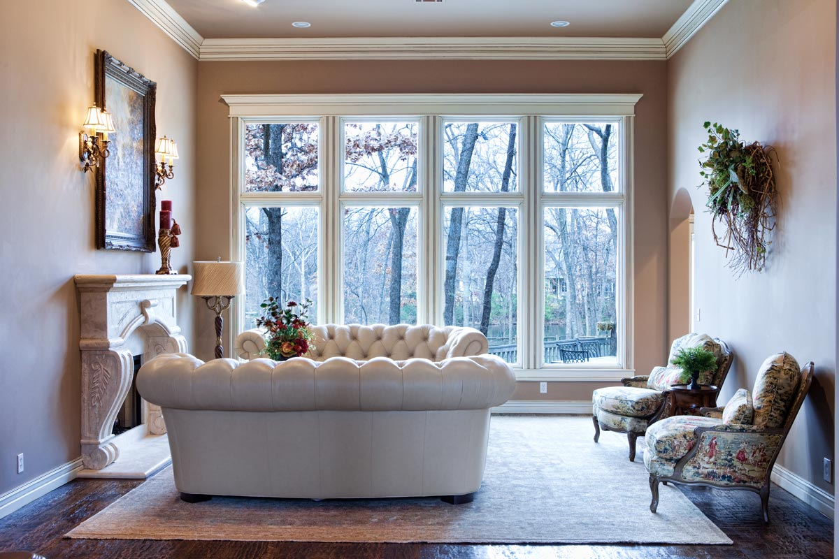 Living Room Remodels in the Tulsa Area | Home Innovations