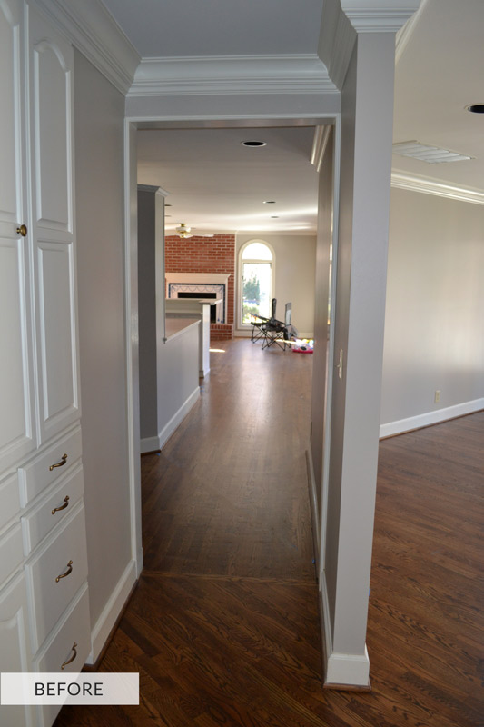 Midtown Tulsa Home Remodel - Before