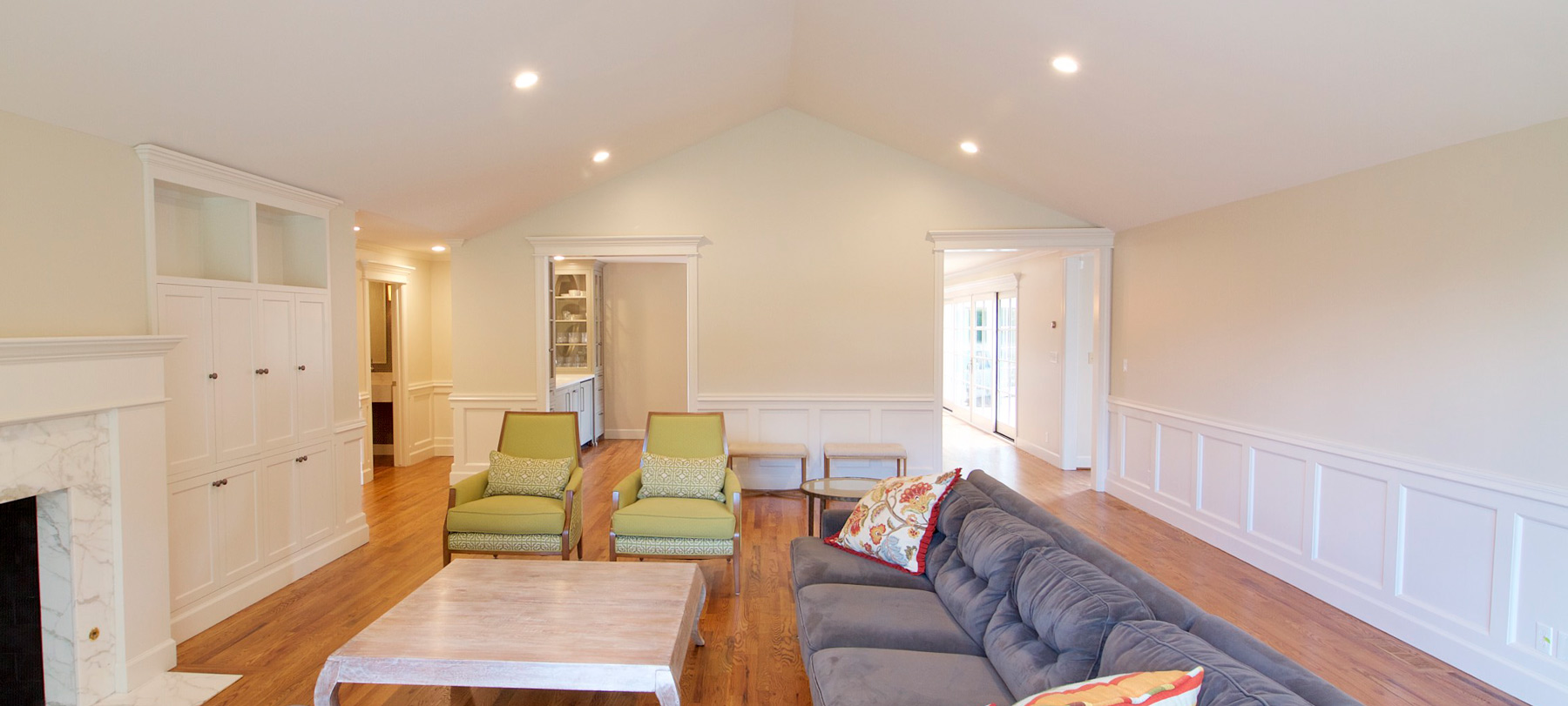 Midtown Tulsa Home Remodel | Living Room | Home Innovations