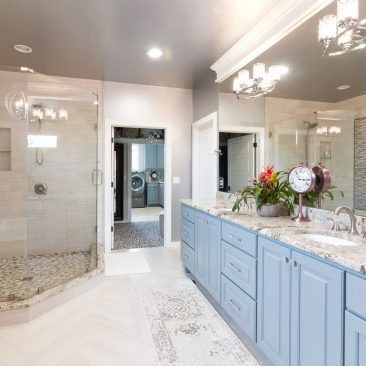 New Custom Home - Master Bathroom