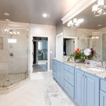 New Custom Home - Master Bathroom