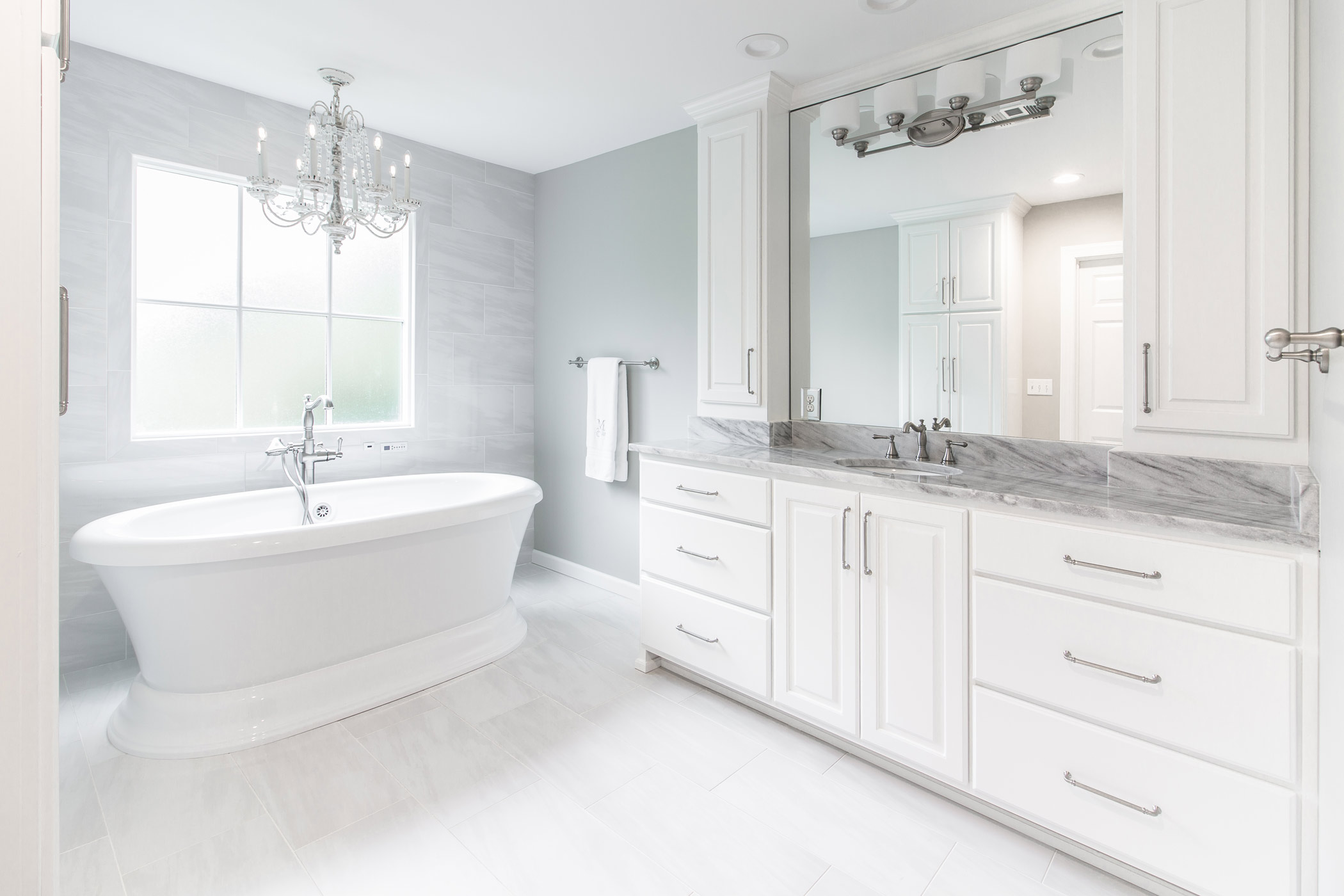 Bathroom Remodel Projects In The Tulsa